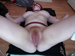 Chubby Redhead Video14 Gyno Examination Pussy Torture