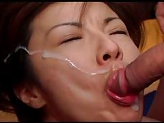 Pretty Geisha Seduces Young Man