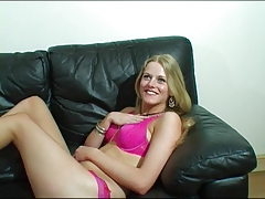 Very Cute British Teen Casting 2 Scenes