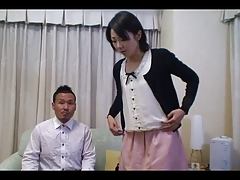 Tomomi Shimazaki Fucked in front of Husband Uncensored
