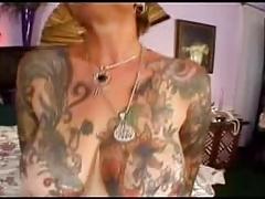 Mature Very Tattoo Fuck Hard