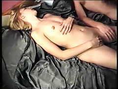 Masturbating after Sex
