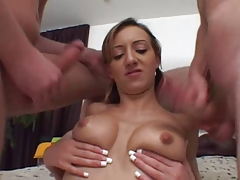 TEEN CUMMING OF AGE