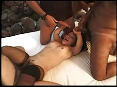Bridget Powers Gangbang