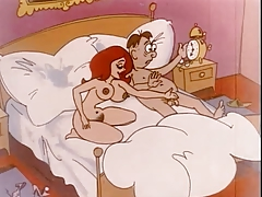 Erotische Zeichentrickparade Teil 3