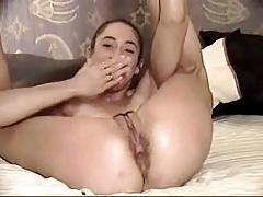 Sexy Teem Masturbate In Webcam