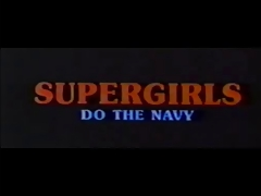Supergirls Do The Navy 1984 Full Vintage Movie