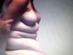 Fat Woman 2 Hairy Pussy And Tits