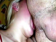 Rim Job Mature Wife
