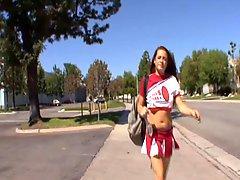 Cheerleader Fuck Sluts #04