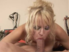 Very Hot Mature Fucks A Young Dick