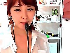 Korean Girl Shows Nice Boobs 10
