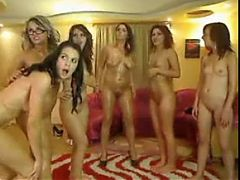 Funny Party Of Sweet Girls
