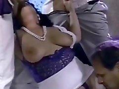 Cuckold Milf Bbw Pierced Swinger Wife Fucked By Five Guys