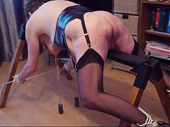 Freaks Of Nature 175 Beating Granny On Rack