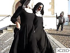 Catholic Nuns And The Monster 2014