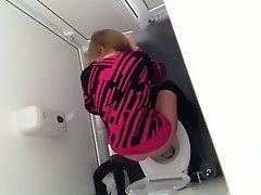 Spy Toilet Romania Nice Girl
