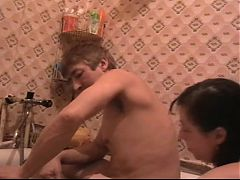 In Soviet Russia Woman Jerk Off You