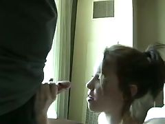 Teen Handjob #9 Hotel Room