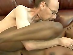 Ebony Chick Gets Fucked By White Dicks Ultima