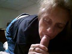 Grandma Suck Cock Like Crazy