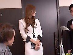 Azhotporn Com Beautiful Secretary Who Is Shamefully Wet