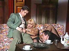 Anita Blond Dalila And John Walton