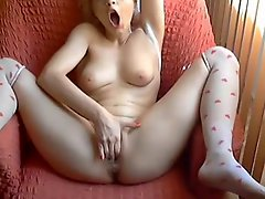 Shaved Pussy Fingers