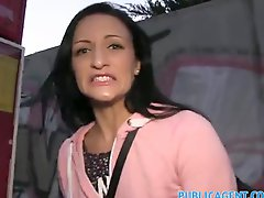 Publicagent Ab Solutely Foxy Babe Fucks For Free Cash