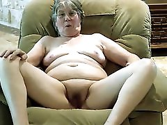 Granny S Black Dildo