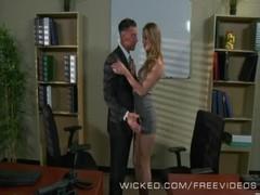 Wicked Jillian Janson Knows What The Boss Wants