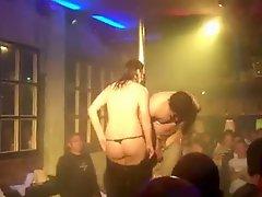 Bar Strip Contest