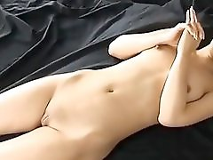 Japanese Cute Teen Pussy Spread