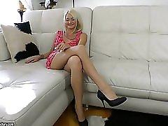 Blonde Olivia Jameson Anal Fuck