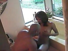 Ebony Couple Fucking