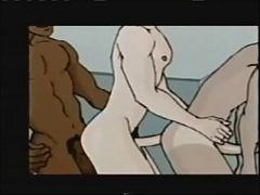 Funny Horny Cartoon