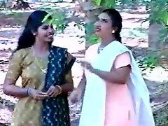 Indian Lesbian Enjoying B Grade Actress Roshini Unseen