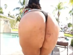 Ssbbw Vylette Vonne Gets Fucked Poolside