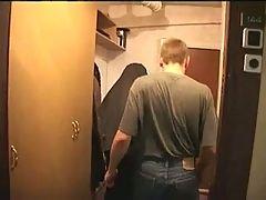 Nun Fucks With Two Young Guys