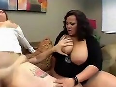 Horny Saggy Fatties In A Threesome