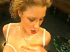 Melanie Moon Messy Bukkake