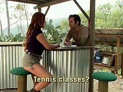 Tennis Gangbang