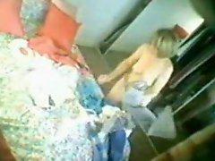 My Beautifull Nude Mom In Her Bedroom