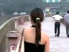 3p China Chinese Girl