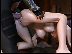 Anal Games In 3d Futanari Trans Porn