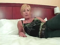 This Slut Milf Just Loves Cock And Spunk
