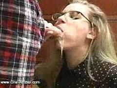 Oral Creampie 24