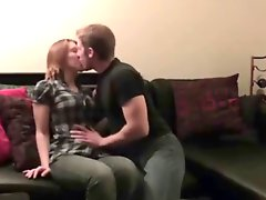First Sextape Of Amateur Couple