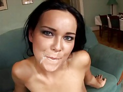 This Czech Stunner Really Knows How To Fuck