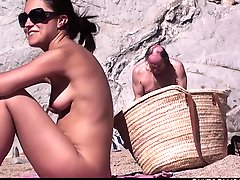 Beautiful Naked Girls At Nudist Beach Hd Video